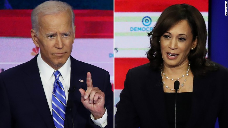 Biden and Harris – what are their policy differences?