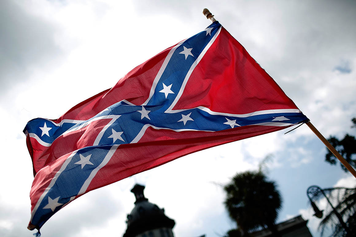 """Rejecting Divisive Symbols"" —  Pentagon Bans Confederate Flag on U.S. Military Installations"