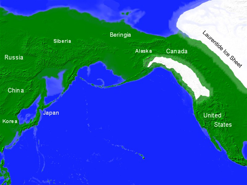 Evidence Shows Humans in North America 30,000 Years Ago