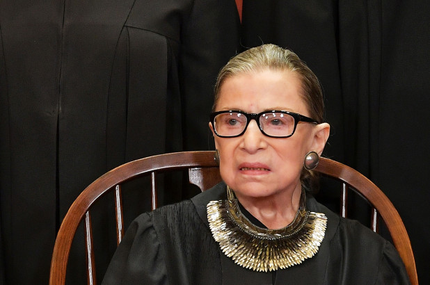 The Current Affairs Times Pays A Tribute To Justice Ruth Bader Ginsburg — A Pioneer in Women's Rights