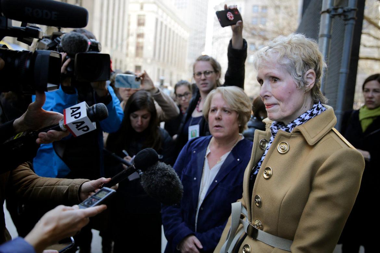 BREAKING – DOJ can't protect Trump in the E. Jean Carroll rape defamation lawsuit