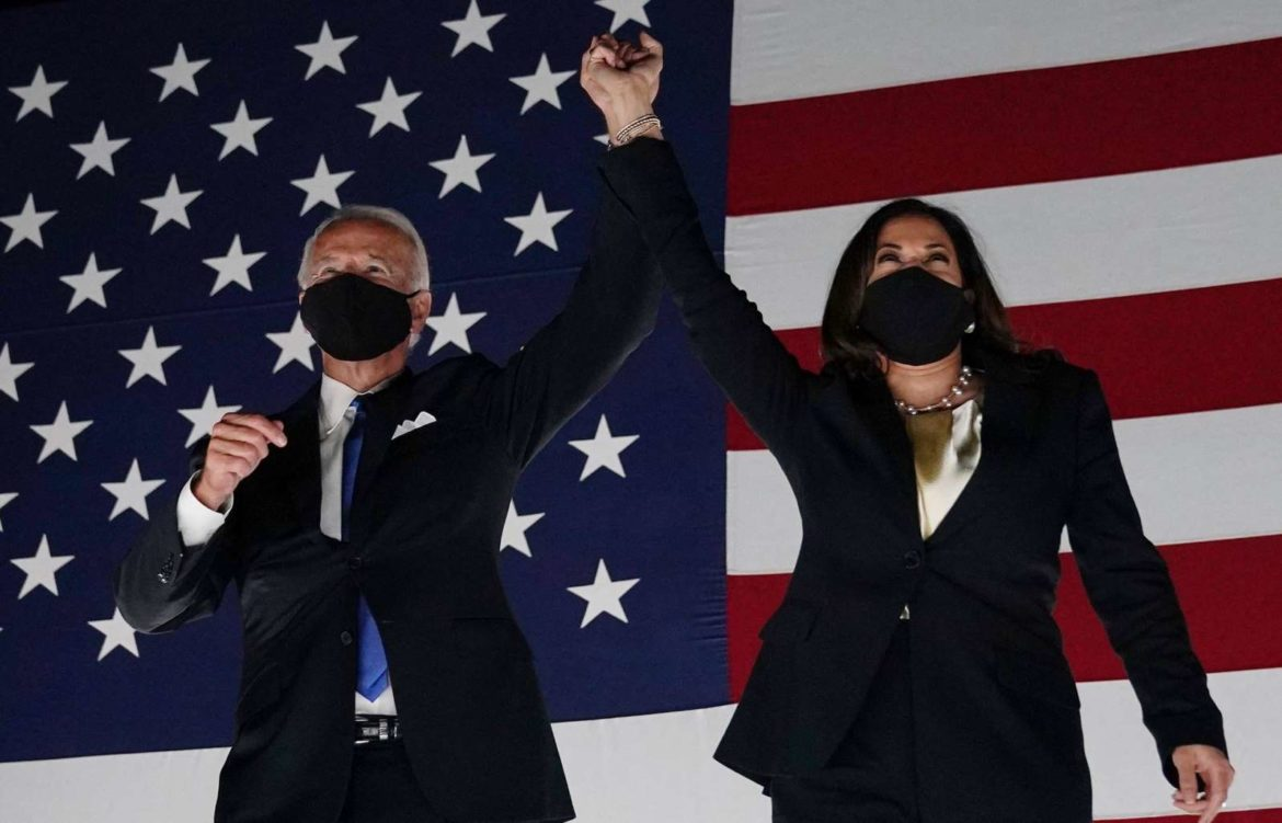 BREAKING – A Man Arrested for Life Threats to Biden and Harris