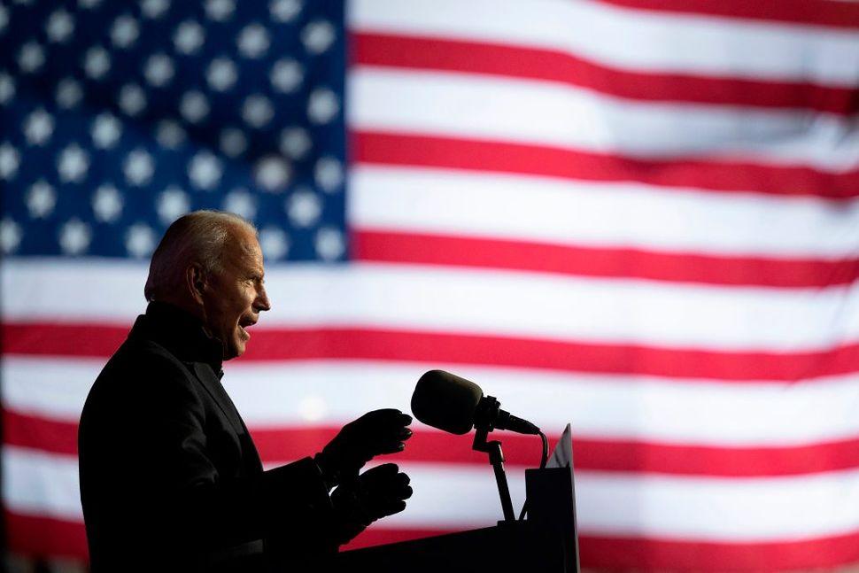 BREAKING: Biden president-elect after Pennsylvania win
