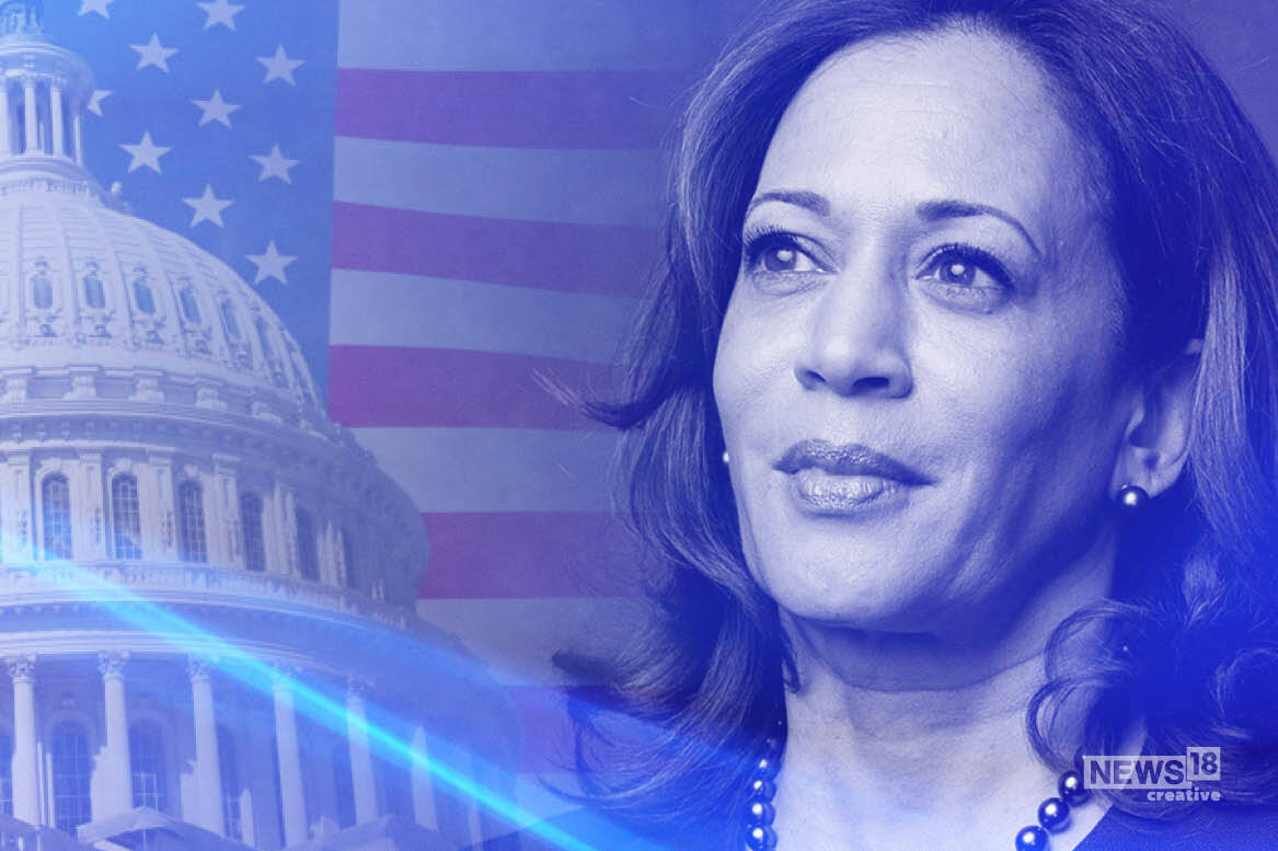 Kamala Harris to become the first female Vice President of America — a milestone for our nation
