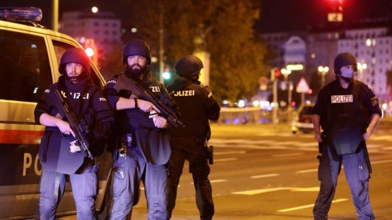 MASSIVE  terror attacks in Vienna – will there be peace in Europe anytime soon?