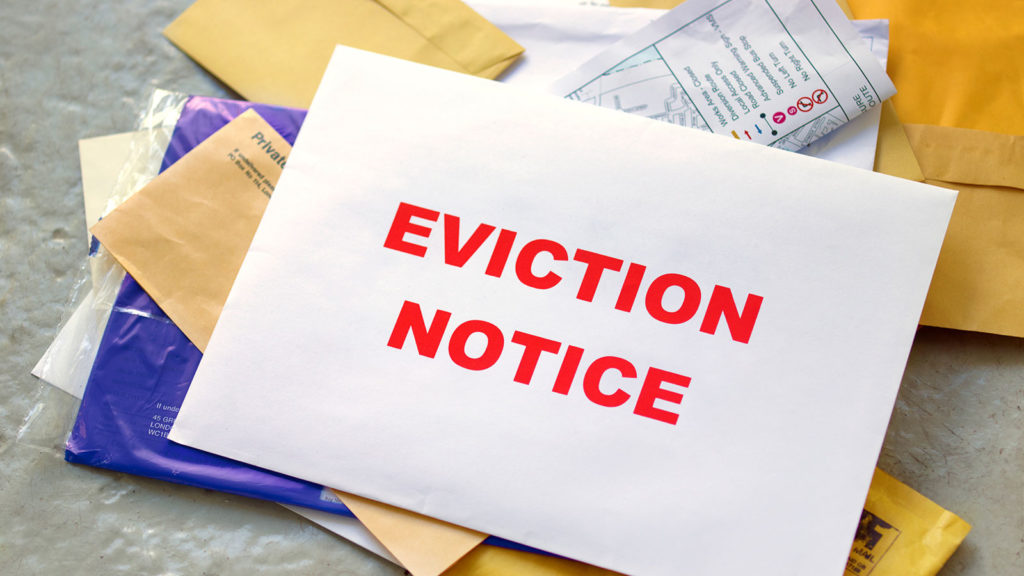 40 million Americans may be facing eviction.