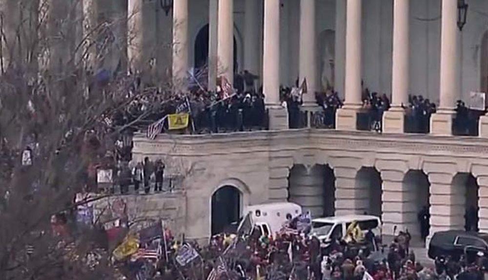 Capitol Hill Violence
