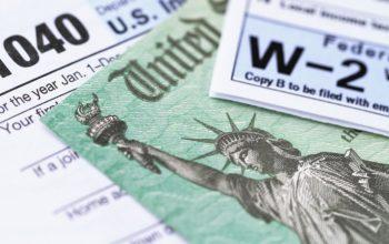 stimulus checks impacting tax season